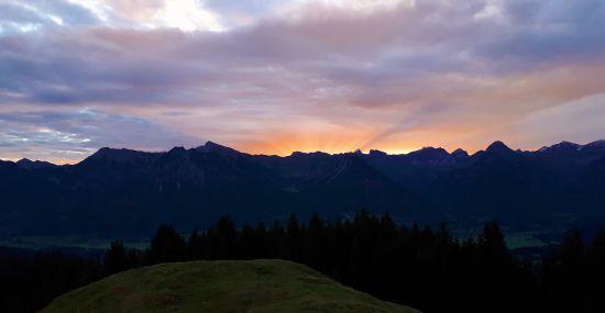 Sonnenaufgangswanderung - ein einzigartiges Naturerlebnis!