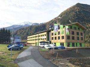Das neue Explorer Hotel in Umhausen