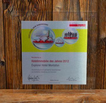 Hotelimmobilie des Jahres 2012