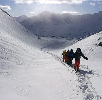 Skitour mit ALPINZEIT im Ötztal