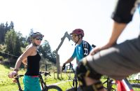 Fun und Action auf dem Bike