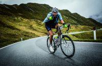 Begeisterter Radfahrer, Fotograf: Sportograf