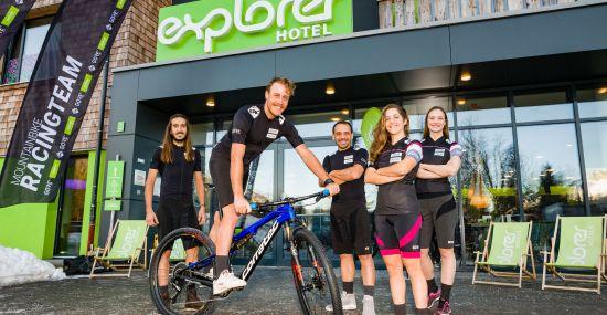 Das Mountainbike Racingteam