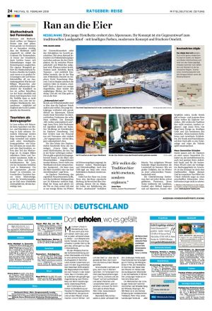 Beleg Mitteldeutsche Zeitung 15.02.2019