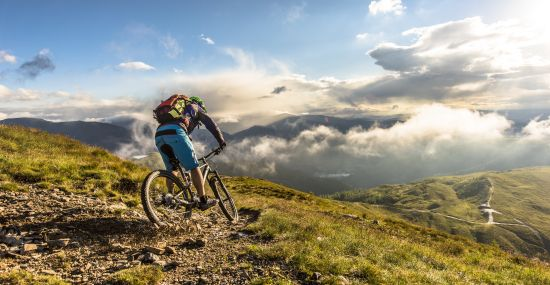 Discover beautiful mountain bike routes in Zillertal