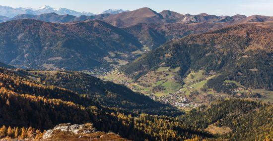 Herbst in Bad Kleinkirchheim