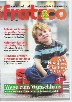 Beleg Fratz und Co. April 2019 Schillinger