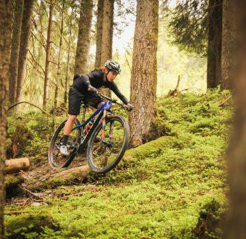 Tolle Trails rund um das Explorer Hotel Kitzbühel
