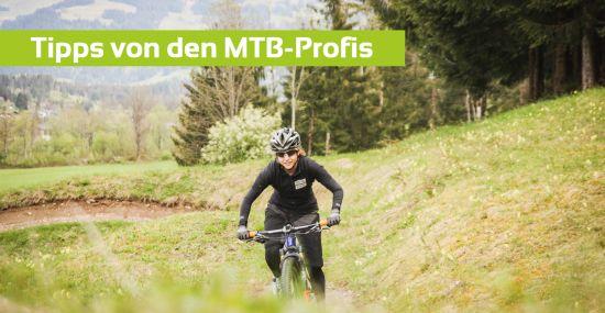 Tipps von den MTB-Profis