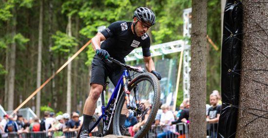 Steffen beim Weltcup in Nove Mesto