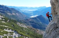 Entdecke die Berge von Hinterstoder