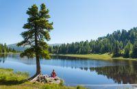 Traumhafter Bergsee in Kärnten