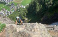 Klettersteig mit Aussicht