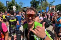Fabian beim Allgäu Triathlon