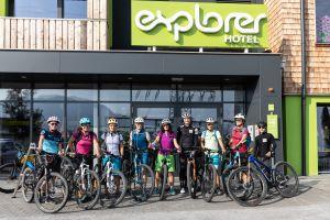 Das Explorer Ladies Bike Camp in Kitzbühel