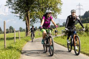 Unterwegs mit Bikeprofi Marion Fromberger