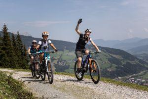 Spaß beim Explorer Ladies Bike Camp