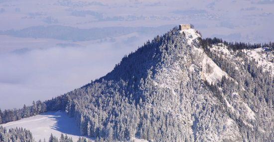 Falkenstein im Winter
