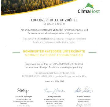 ClimaHost - EXHK