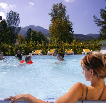 Swimming Pool in Nesselwang
