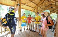 Geocaching kannst Du beim Kinderprogramm FLORIAN