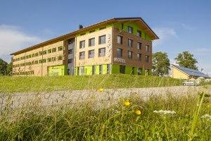 Explorer Hotel Neuschwanstein im Sommer