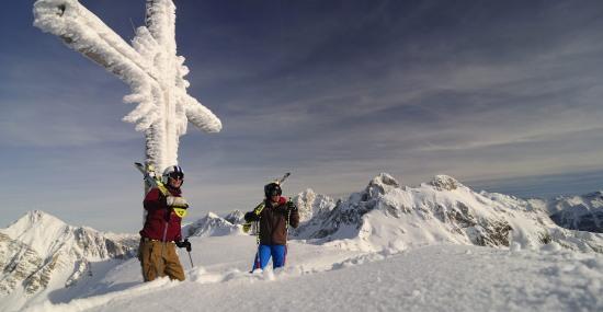 Skifahren Tannheimer Tal