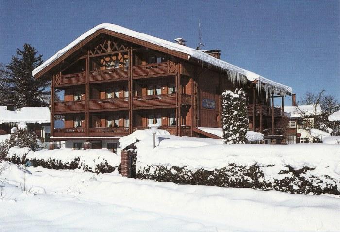 Ferienwohnung Gästehaus zur Färbe / Kategorie 33 (2508938), Oberstdorf, Allgäu (Bayern), Bayern, Deutschland, Bild 12