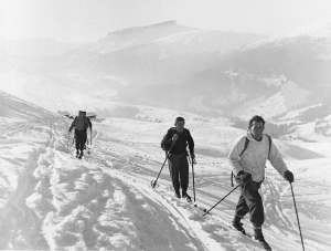 Skitour von Riezlern zum Schönblick