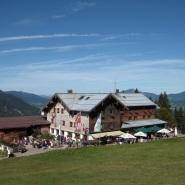 Logenplatz Berghaus Schönblick