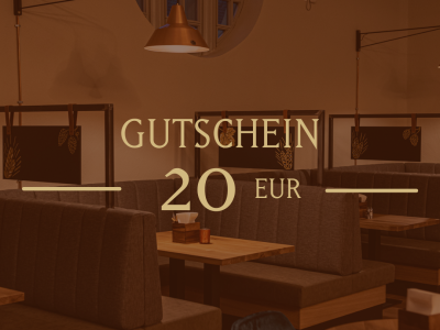 FH - Onlineshop-Gutschein 20