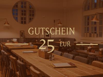 FH - Onlineshop-Gutschein 25
