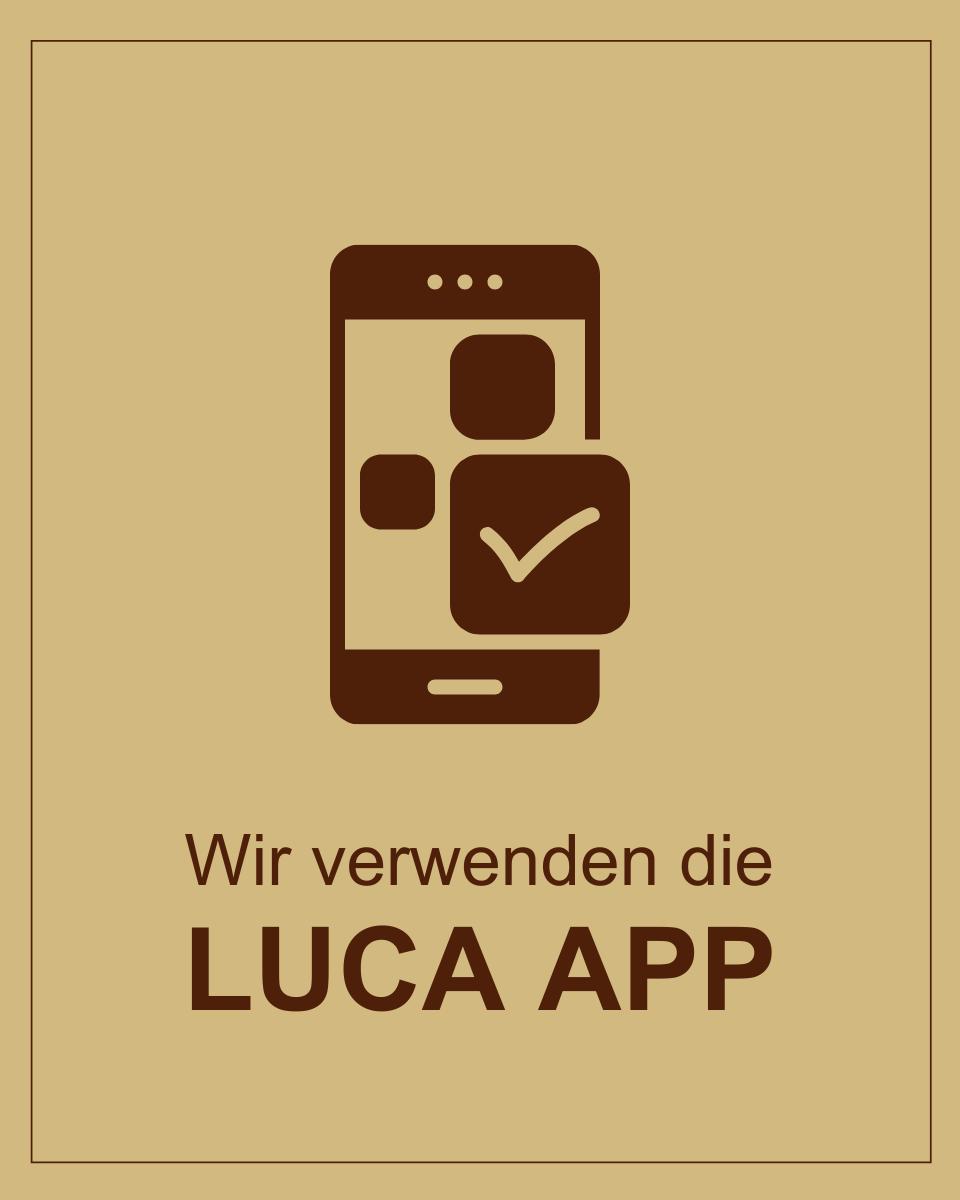 FH Störer Webite Luca App