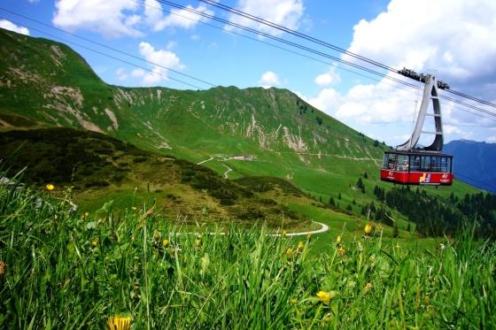 Fellhorn-Kabinenbahn