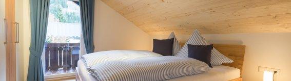 Fliegenpilz - Frau Holle - Schlafzimmer
