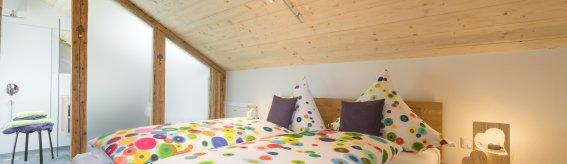 Fliegenpilz - Rapunzel - Schlafzimmer