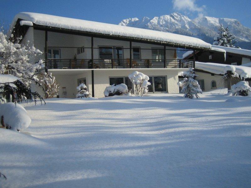 Winter im Haslach