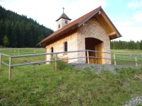 Kapelle Richtung Reuterwanne