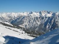 Oberstdorfer Berge 1.12.13