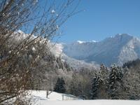 Blick auf Schattenberg