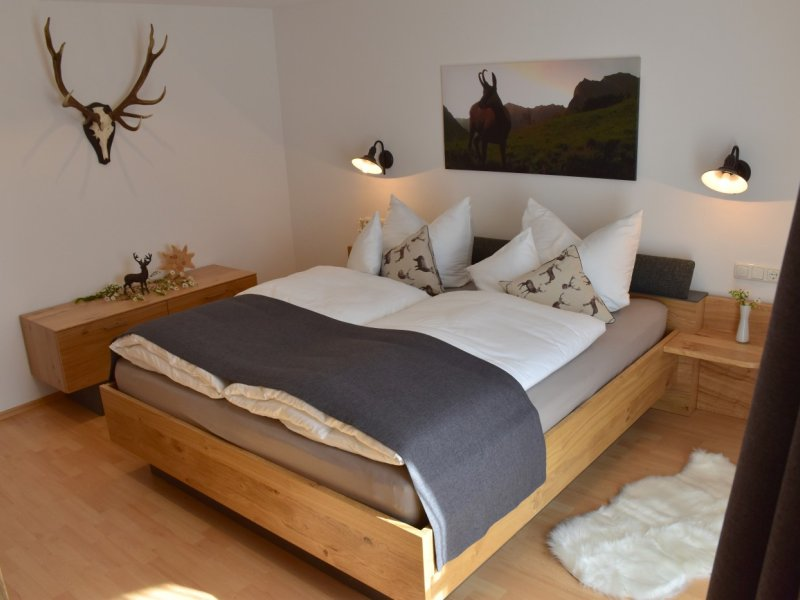 Schlafzimmer klein (aber über 16 qm)