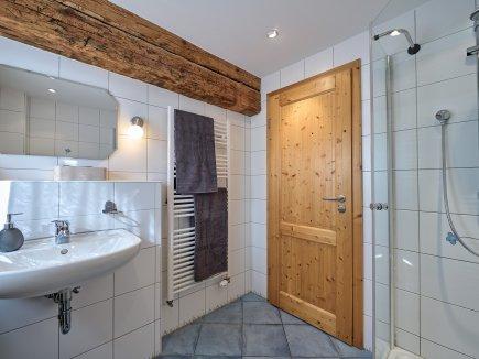 Badezimmer Ferienwohnung Lindenblick