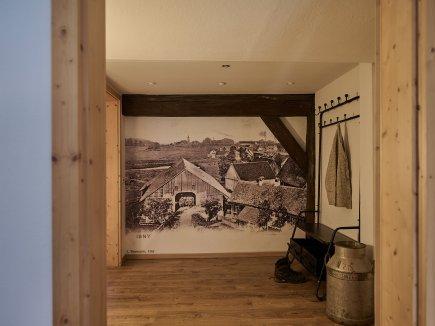 Eingangsbereich Wohnung LindenBlick
