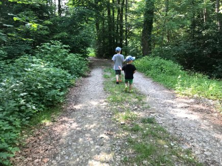 Wandern mit Kinder