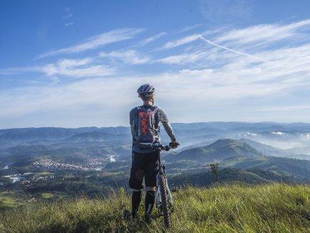 Mountainbiken in Isny