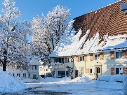 Winter auf dem Hofgut