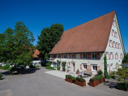Haupthaus und Innenhof