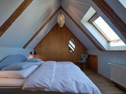 Schlafzimmer der Maisonette II