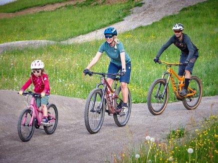 Bike-Park an der Felderhalde