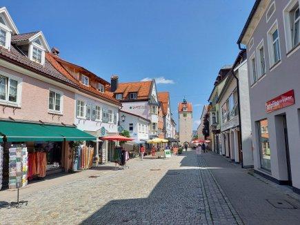 Altstadt von Isny